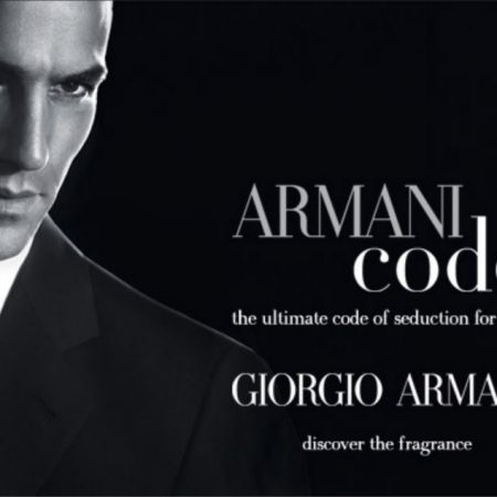 น้ำหอม ARMANI Code for Men EDT 75ml