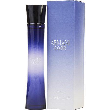 น้ำหอม ARMANI CODE For WOMEN EDP 75ml