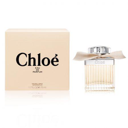 น้ำหอม Chloe Signature EDP 50ml (โคลเอ้ โบว์ครีม)