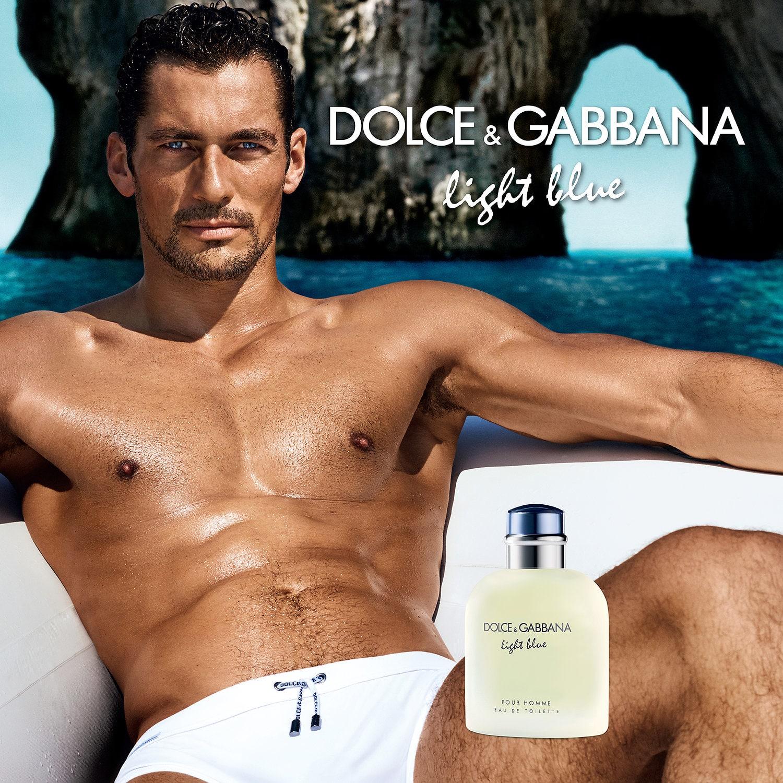 น ำหอม Dolce Gabbana Light Blue Men 125 Ml