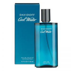 DAVIDOFF Cool Water Men EDT 125ml น้ำหอมดาวิดอฟ