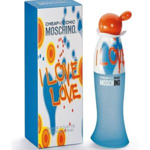 น้ำหอม MOSCHINO Cheap&Chic I Love Love EDT 100ml