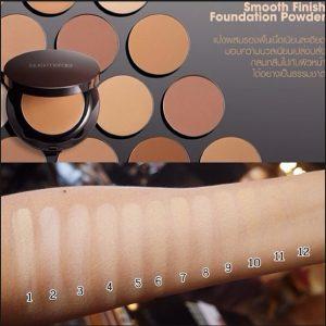 แป้งผสมรองพื้น Laura Mercier No.05 Smooth Finish Foundation Powder