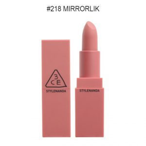 3CE MOOD RECIPE MATTE LIP COLOR #218 MIRRORLIKE – STYLENANDA