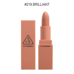 3CE MOOD RECIPE MATTE LIP COLOR #219 BRILLIANT – STYLENANDA