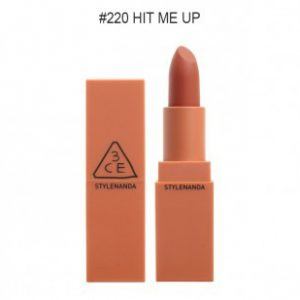 3CE MOOD RECIPE MATTE LIP COLOR #220 HIT ME UP – STYLENANDA
