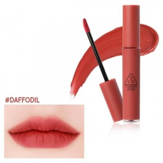 3CE Velvet Lip Tint สี Daffodil
