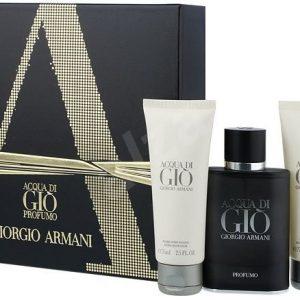 น้ำหอม ARMANI Acqua Di Gio Profumo Pour Homme set 2018