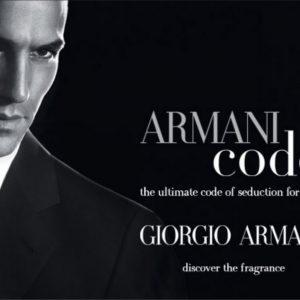 น้ำหอม ARMANI Code for Men EDT 75ml