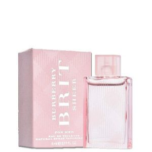 น้ำหอม BURBERRY BRIT SHEER EDT 5ml