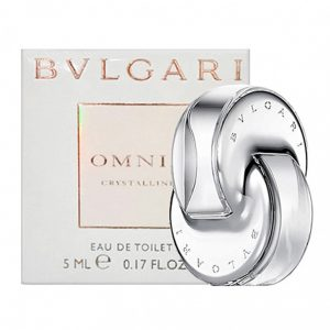 น้ำหอม BVLGARI OMNIA CRYSTALLINE EDT 5ml