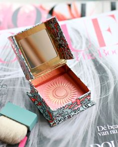 Benefit – Galifornia Sunny Golden Pink Blush 2.5g