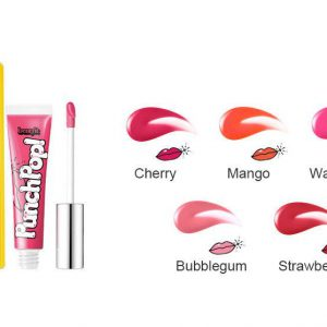 Benefit Punch Pop Cherry Lip Gloss 7ml ลิปกลอสเบเนฟิต