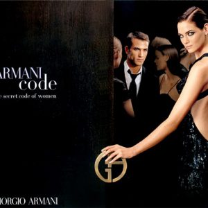 น้ำหอม ARMANI CODE For WOMEN EDP 75ml