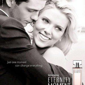 น้ำหอม CALVIN KLEIN Eternity Moment EDP 50ml