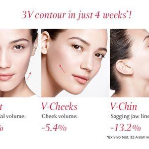 CLARINS -Lift-Affine Masque Intensif V-Facial Intensive Wrap 15 ml