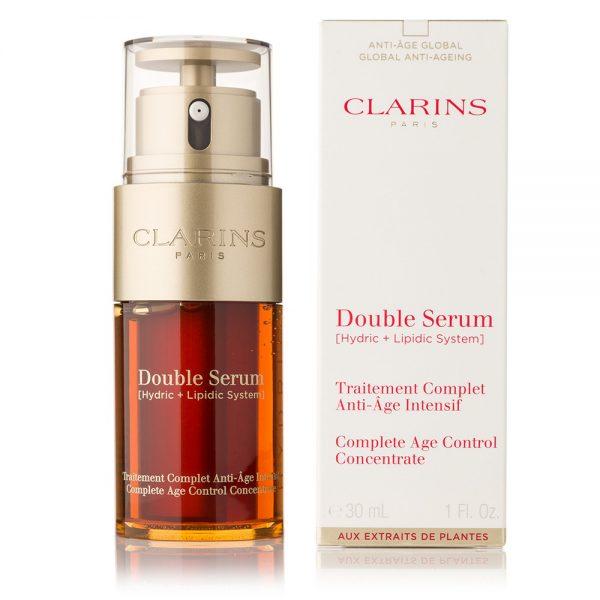 CLARINS - Double serum 30ml