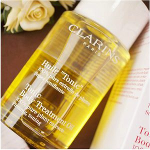 CLARINS – Tonic Body Treatment Oil