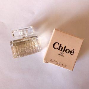 Chloe Signature EDP 5ml น้ำหอมมินิโคลเอ้