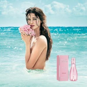 DAVIDOFF Cool Water Sea Rose EDT 30ml น้ำหอมดาวิดอฟ