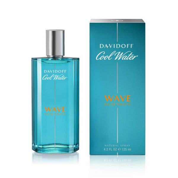 น้ำหอม DAVIDOFF Cool Water Wave for Men 125ml