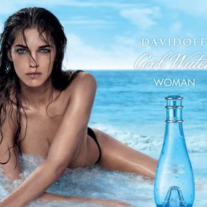 DAVIDOFF Cool Water Woman EDT 100ml น้ำหอมดาวิดอฟ