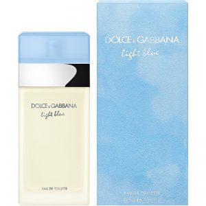 DOLCE & GABBANA LIGHT BLUE WOMEN 100 ML น้ำหอมโดลเช่ กาบ บาน่า