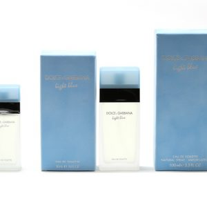 น้ำหอม DOLCE LIGHT BLUE WOMEN EDT 25 ML