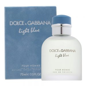 น้ำหอม DOLCE & GABBANA LIGHT BLUE MEN 125 ML