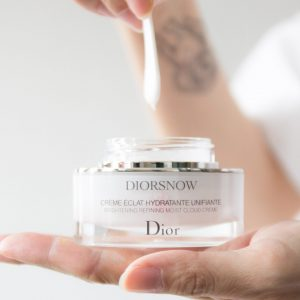 Diorsnow Brightening Pore-Refining Cloud moisturizer Cream 15ml