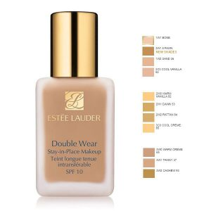 ESTEE LAUDER Double Wear Stay-In-Place Makeup SPF10 / PA+++ สีWarm Vanilla 30 ml รองพื้นเอสเต้