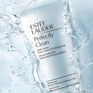 ESTEE LAUDER – Perfectly Clean Multi-Action Foam Cleanser โฟมล้างหน้า 30ml