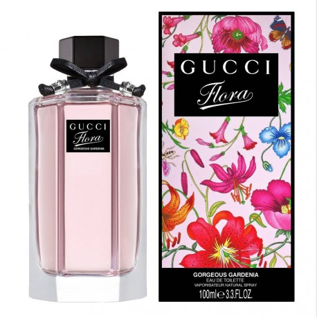 น้ำหอม GUCCI FLORA GARDEN GORGEOUS GARDENIA EDT 100ml