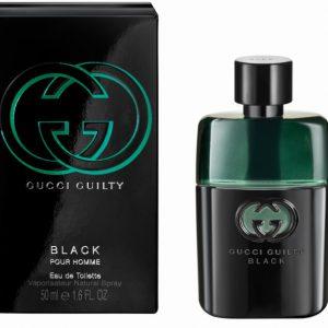 น้ำหอม GUCCI GUILTY BLACK Pour Homme EDT 50ml