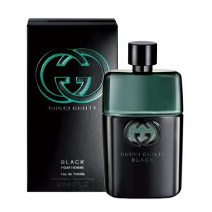 GUCCI GUILTY BLACK Pour Homme EDT 90ml น้ำหอมกุชชี่