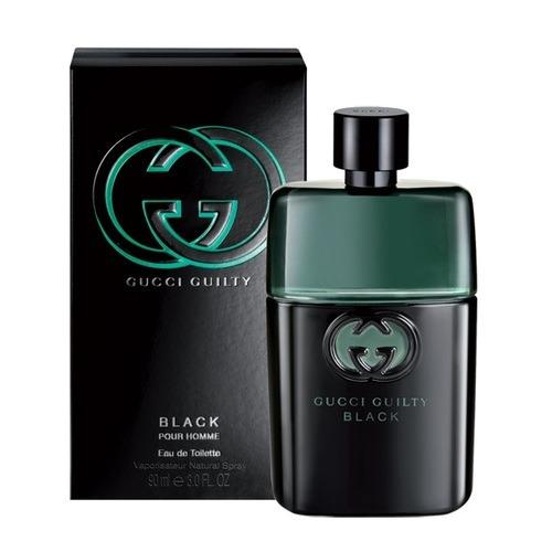 น้ำหอม GUCCI GUILTY BLACK Pour Homme EDT 90ml