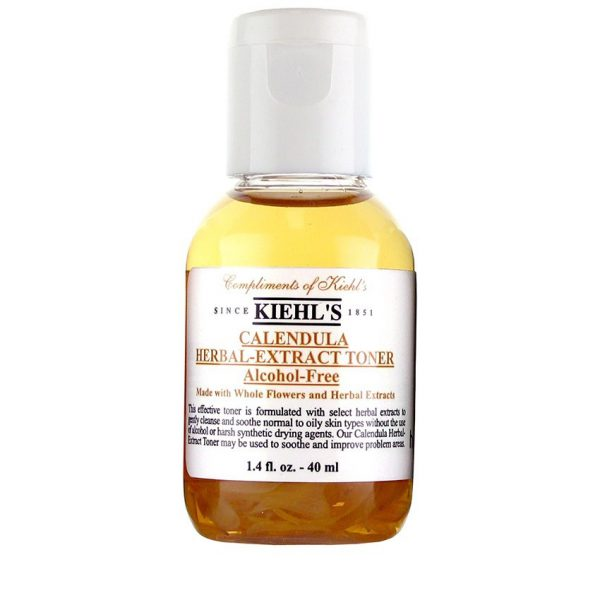 Kiehls Calendula Herbal Extract Toner Alcohol Free 40ml
