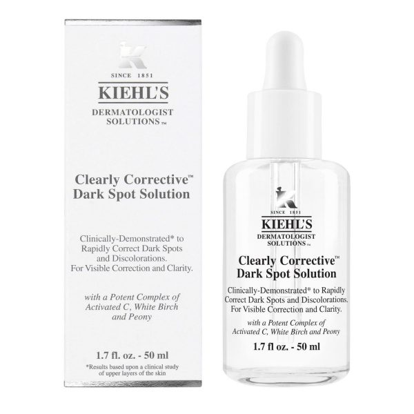 Kiehls Clearly Corrective Dark Spot Solution 50ml