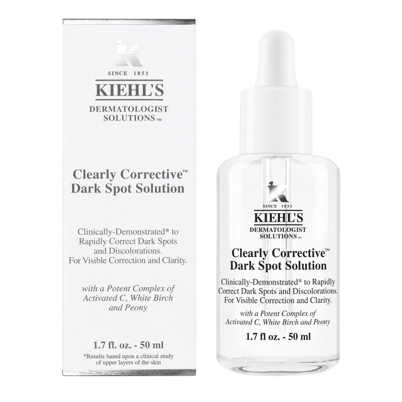 Kiehl's Clearly Corrective Dark Spot Solution 50ml เซรั่มดาร์กสปอตคีลส์ - Beautykissy