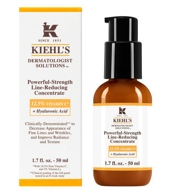 Kiehls - Dermatologist Solutions Powerful-Strength Line-Reducing Concentrate (Vit C)