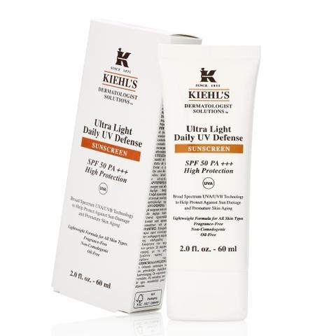 Kiehls Ultra Light Daily UV Defense Sunscreen 60ml
