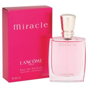 LANCOME Miracle EDP 30ml น้ำหอมลังโคม