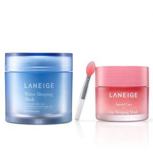 LANEIGE Special Care Mask + Lip