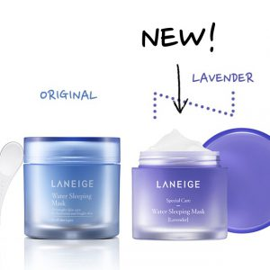 LANEIGE – Water Sleeping Mask 15ml กลิ่น lavender