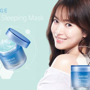 LANEIGE – Water Sleeping Mask 15ml