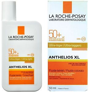 La Roche Posay Anthilios Fluide Invisible Sans Perfume 50ml ครีมกันแดดลาโรช
