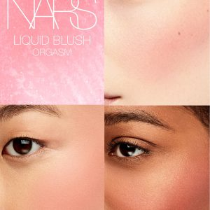 บรัชออน NARS Liquid Blush Orgasm
