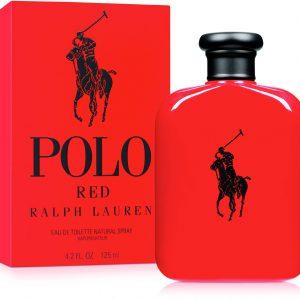 น้ำหอม POLO Red EDT 125ml