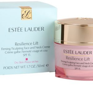 ESTEE LAUDER – Resilience Lift Firming/Sculpting Face and Neck Creme SPF15 50ml กลางวัน