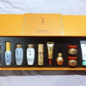 SULWHASOO – Luxury Ginseng Care Kit